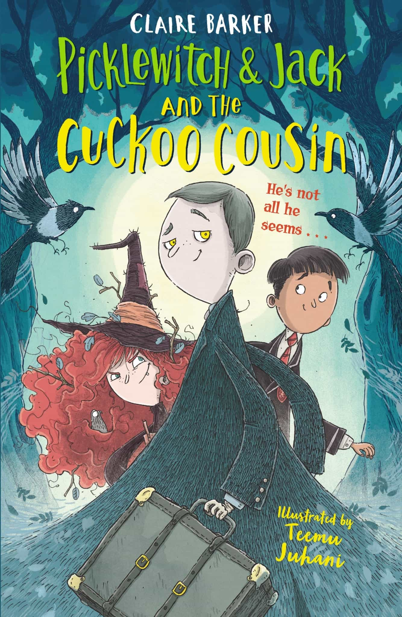 Picklewitch & Jack and the Cuckoo Cousin
