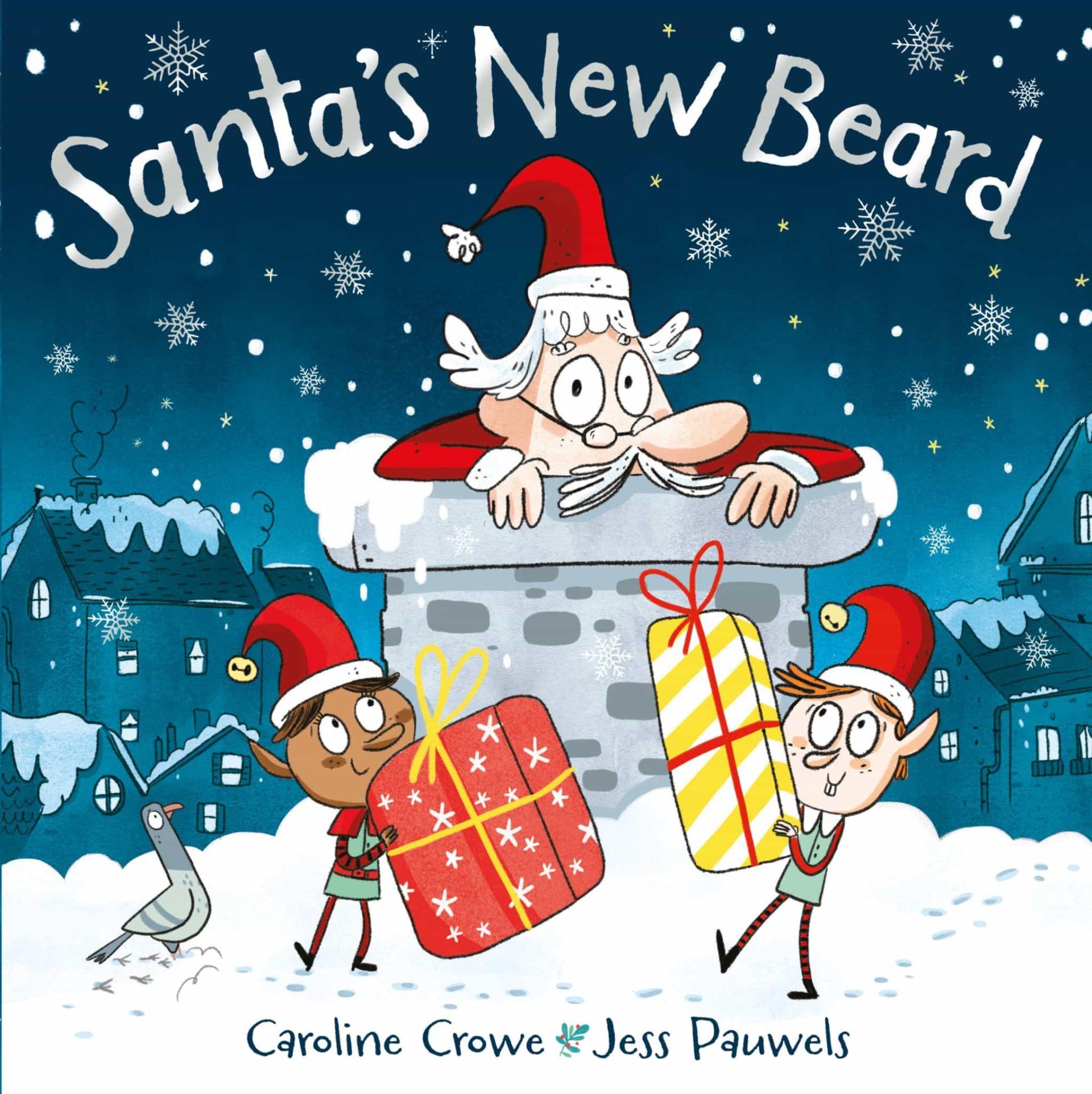 Santa's New Beard