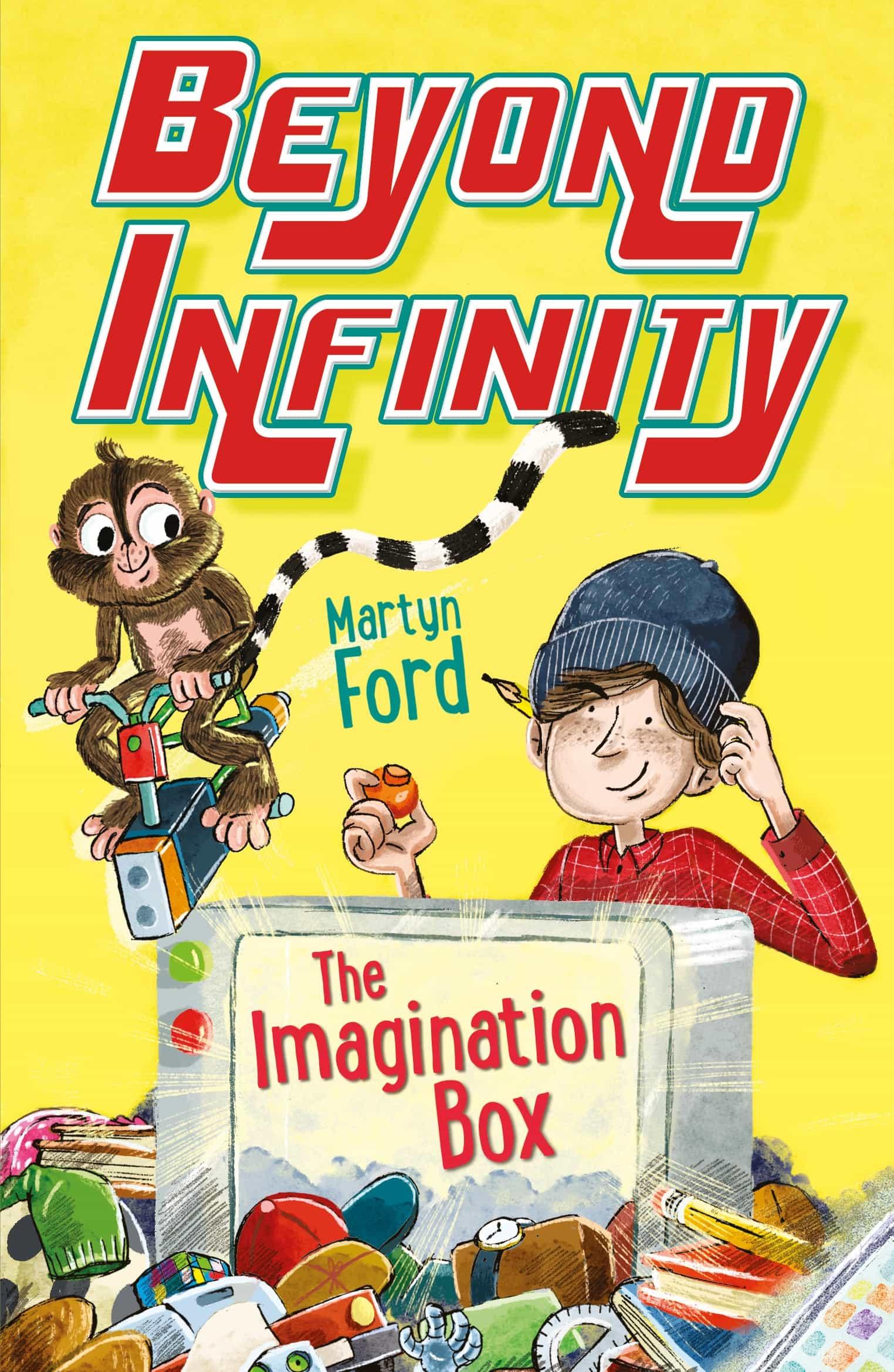 The Imagination Box: Beyond Infinity