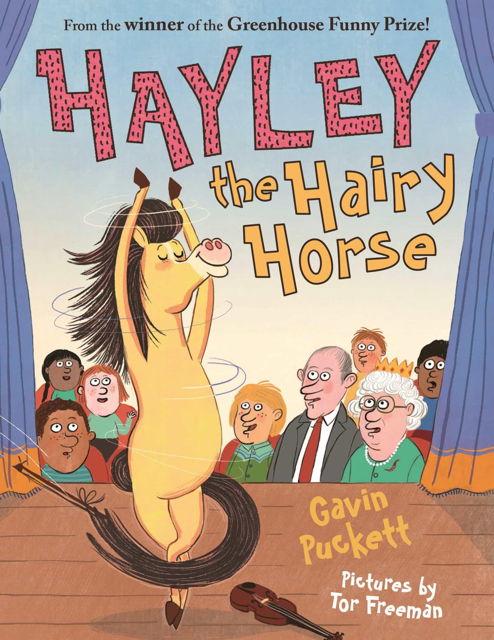 Hayley the Hairy Horse