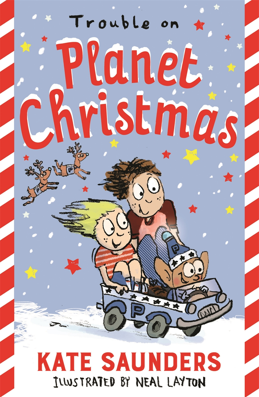 Trouble on Planet Christmas