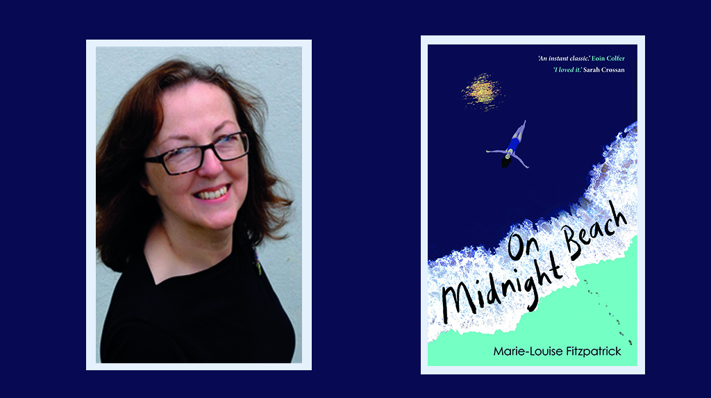 Q&A with Marie-Louise Fitzpatrick