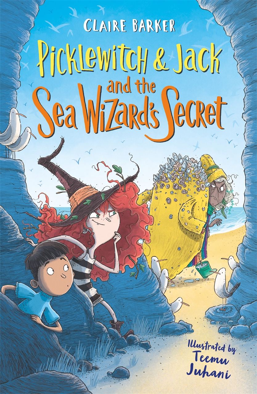 Picklewitch & Jack and the Sea Wizard's Secret